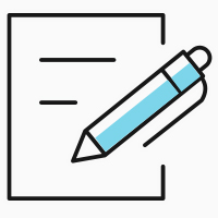 2-writing-icon